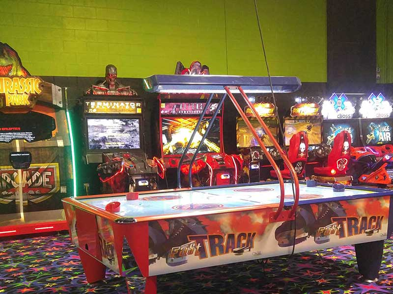 Video Arcades in Rhode Island