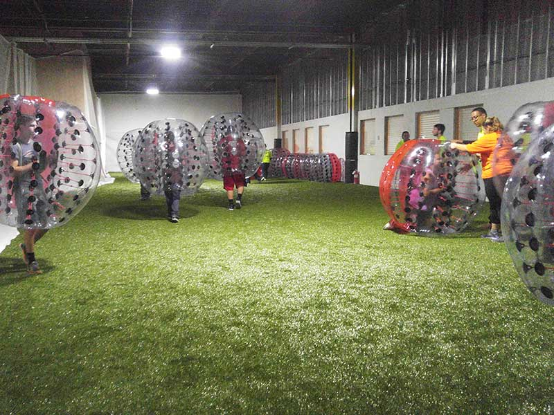 Knockerball Arenas Lincoln, RI