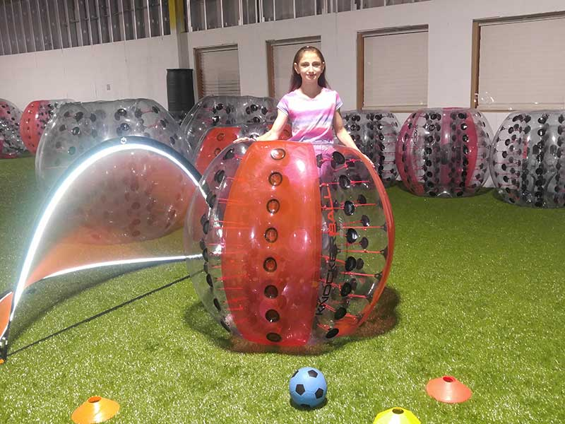 Rhode Island Places to Play Bubble Soccer