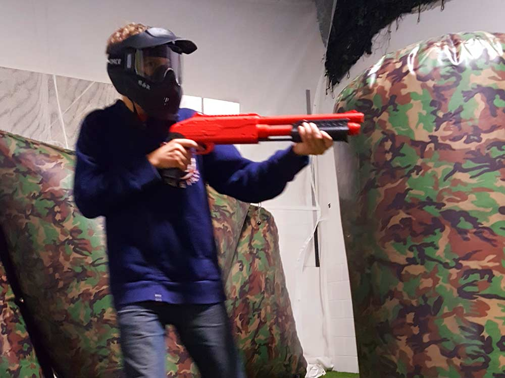 Play Splatmaster Paintball Rhode Island